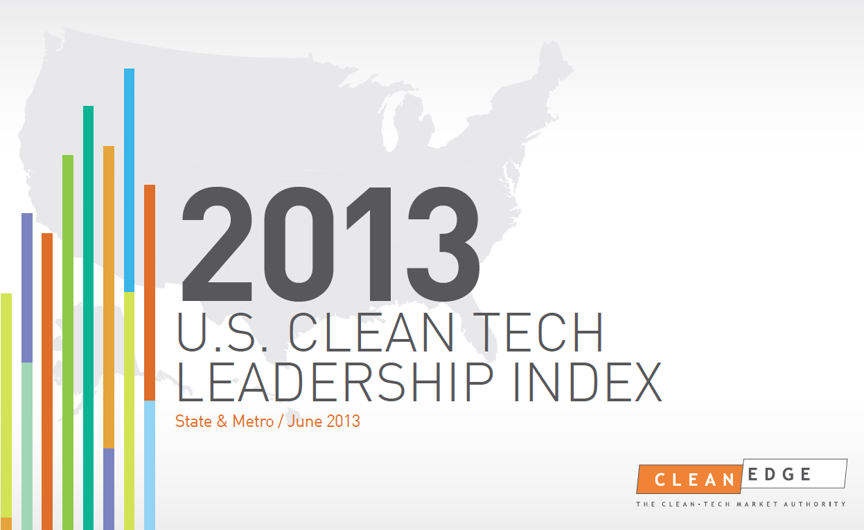 clean tech leadership index