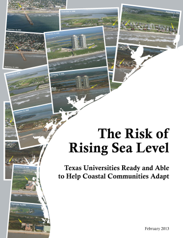 risk rising sea level report