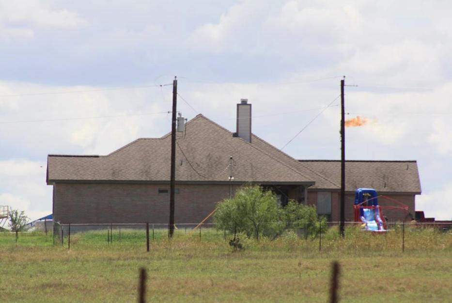 fracking texas