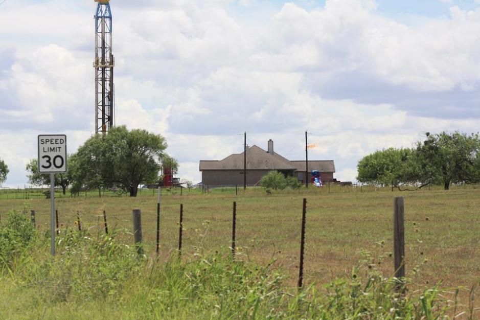 fracking wilson county texas