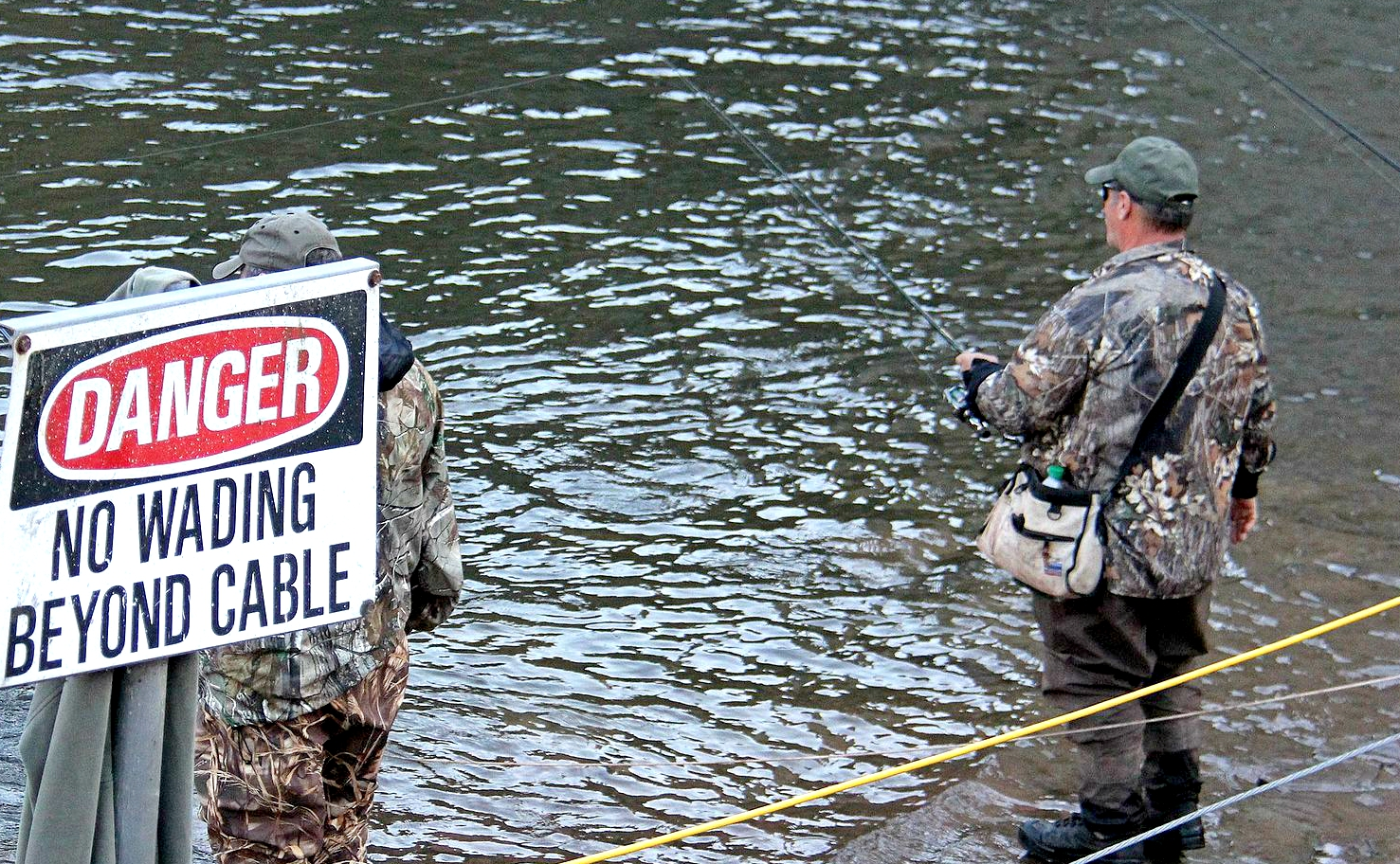 39 pharmacist 39 s nightmare 39 in new york waterways deceleration for Oak orchard fishing report