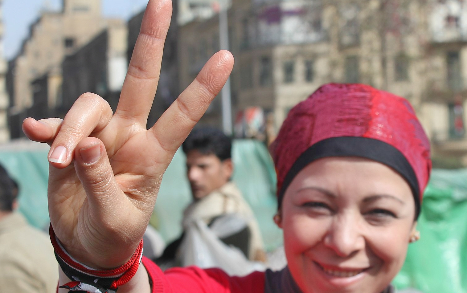 International Womens Day in Egypt